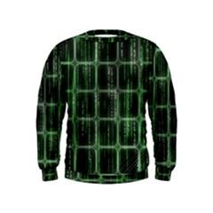 Matrix Earth Global International Kids  Sweatshirt