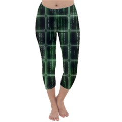 Matrix Earth Global International Capri Winter Leggings