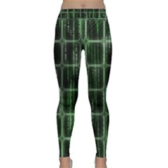 Matrix Earth Global International Classic Yoga Leggings