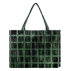 Matrix Earth Global International Medium Tote Bag