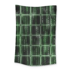 Matrix Earth Global International Small Tapestry