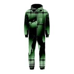 Matrix Earth Global International Hooded Jumpsuit (kids)