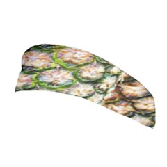 Pineapple Texture Macro Pattern Stretchable Headband