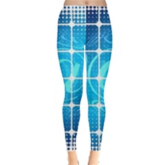 Tile Square Mail Email E Mail At Leggings