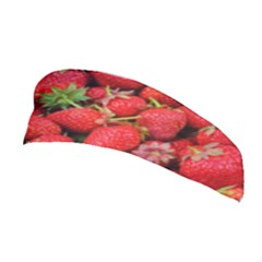 Strawberries Berries Fruit Stretchable Headband