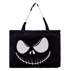 Halloween Medium Tote Bag by Valentinaart