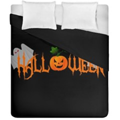 Halloween Duvet Cover Double Side (california King Size) by Valentinaart