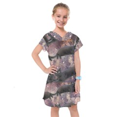 Hiro Kids  Drop Waist Dress