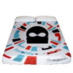 Twenty One Pilots Fitted Sheet (Queen Size)
