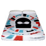 Twenty One Pilots Fitted Sheet (King Size)
