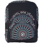 Twenty One Pilots Full Print Backpack