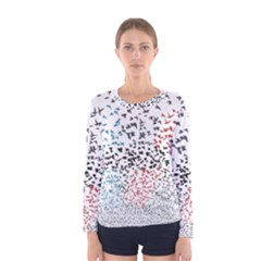 Twenty One Pilots Birds Women s Long Sleeve Tee by Onesevenart