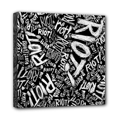 Panic At The Disco Lyric Quotes Retina Ready Mini Canvas 8  X 8  by Onesevenart