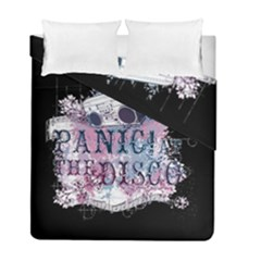 Panic At The Disco Art Duvet Cover Double Side (full/ Double Size)