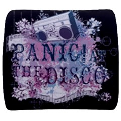 Panic At The Disco Art Back Support Cushion by Onesevenart