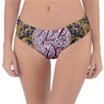 Panic! At The Disco Reversible Classic Bikini Bottoms