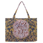 Panic! At The Disco Zipper Medium Tote Bag