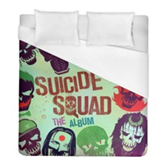 Panic! At The Disco Suicide Squad The Album Duvet Cover (full/ Double Size) by Onesevenart