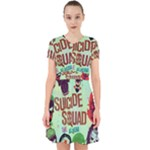 Panic! At The Disco Suicide Squad The Album Adorable in Chiffon Dress