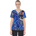 Panic! At The Disco Released Death Of A Bachelor Scrub Top