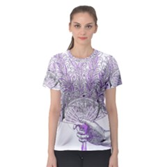 Panic At The Disco Women s Sport Mesh Tee by Onesevenart