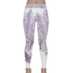 Panic At The Disco Classic Yoga Leggings by Onesevenart