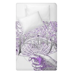 Panic At The Disco Duvet Cover Double Side (single Size) by Onesevenart