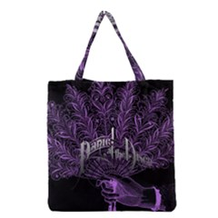 Panic At The Disco Grocery Tote Bag by Onesevenart