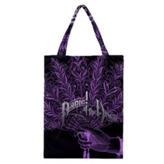 Panic At The Disco Classic Tote Bag by Onesevenart