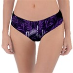 Panic At The Disco Reversible Classic Bikini Bottoms