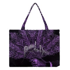 Panic At The Disco Medium Tote Bag by Onesevenart