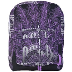 Panic At The Disco Full Print Backpack by Onesevenart