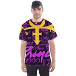 Prince Poster Men s Sports Mesh Tee