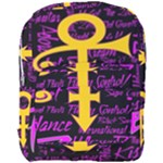 Prince Poster Full Print Backpack