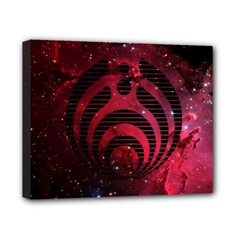 Bassnectar Galaxy Nebula Canvas 10  X 8  by Onesevenart