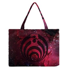 Bassnectar Galaxy Nebula Zipper Medium Tote Bag by Onesevenart