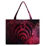 Bassnectar Galaxy Nebula Zipper Medium Tote Bag