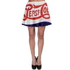 Pepsi Cola Skater Skirt by Onesevenart