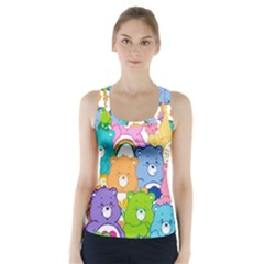 Care Bears Racer Back Sports Top by MadelineMadness