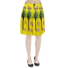 Aloha   Summer Fun 2 Pleated Skirt by MoreColorsinLife