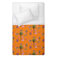 Aloha   Summer Fun 2c Duvet Cover (single Size) by MoreColorsinLife