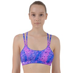 The Luxol Fast Blue Myelin Stain Line Them Up Sports Bra