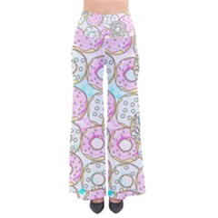 Donuts Pattern Pants by ValentinaDesign