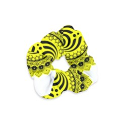 Bassnectar Sunflower Velvet Scrunchie by Zhezhe