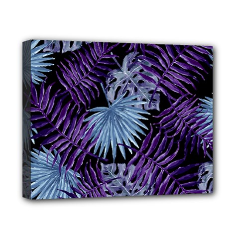 Tropical Pattern Canvas 10  X 8  by ValentinaDesign