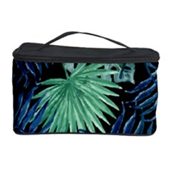 Tropical Pattern Cosmetic Storage Case by ValentinaDesign