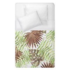 Tropical Pattern Duvet Cover (single Size) by ValentinaDesign