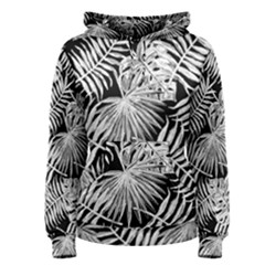 Tropical Pattern Women s Pullover Hoodie by ValentinaDesign