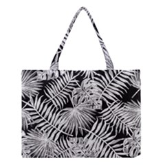 Tropical Pattern Medium Tote Bag by ValentinaDesign