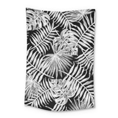 Tropical Pattern Small Tapestry by ValentinaDesign